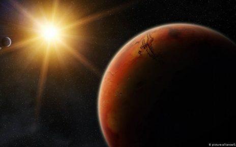 Berita Terbaru Dari Planet Mars