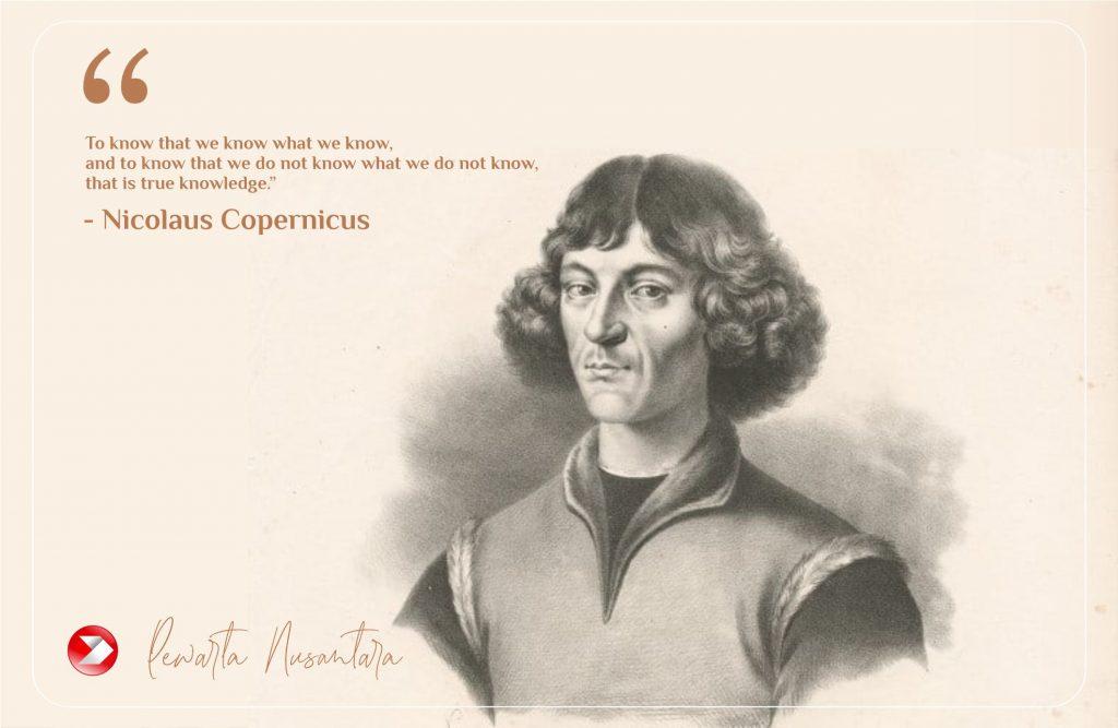 Biografi Seorang Nicolaus Copernicus